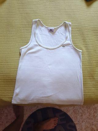 Camiseta tirantes lacoste