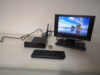 Micro Ordenador con pantalla táctil de 7 pulgadas