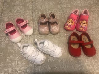Zapatos bebé niñs