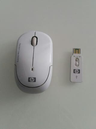 Ratón inalambrico HP láser Modelo: MORFB1UO