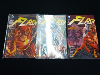 The Flash Cómics