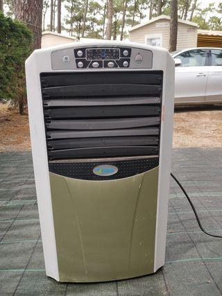 climatizador con mando