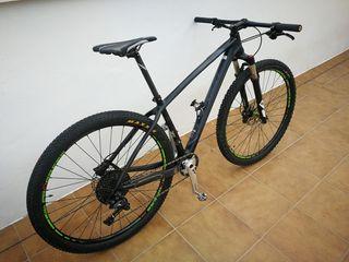 vendo bicicleta montaña carbono