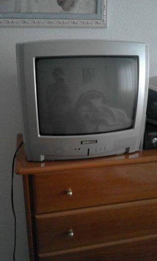 """Televisión 14"""" con culo"""