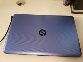 HP Notebook 15 Color Azul
