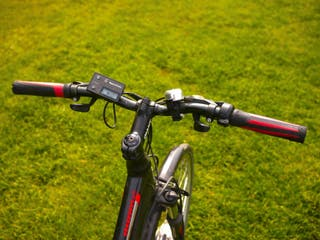 Giant Roam2 e-bike conversion ladies hybrid bike