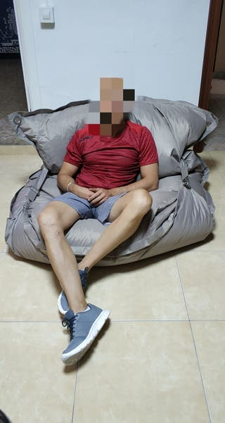 Puf sofa cama