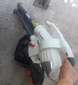 soplador y aspirador de hojas electrico 3000w