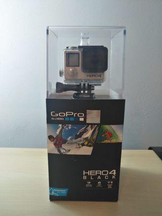 GoPro Hero 4 Black Edition 4K
