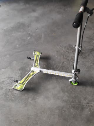 Patinete 3 ruedas deslizante