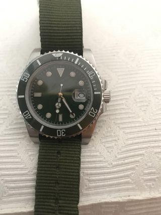 Reloj automatico