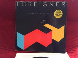 Disco vinilo Foreigner