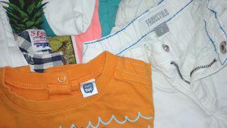 lote ropa verano niño 1,5 a 2 años