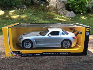 Mercedes-Benz SLS AMG GT3 Escala 1: 24