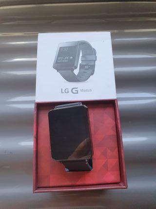 Smartwatch LG G Watch W100