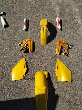 kit plásticos Suzuki RM 250