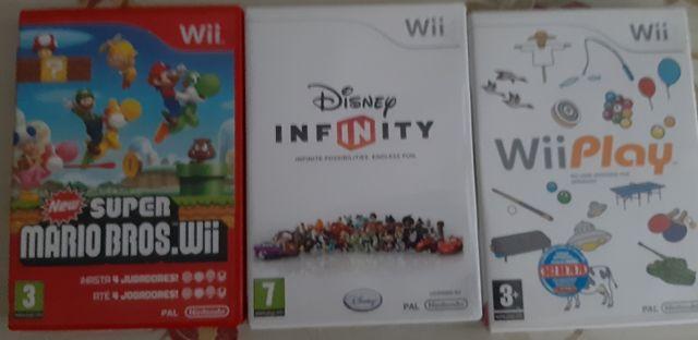consola wii + juegos y complementos