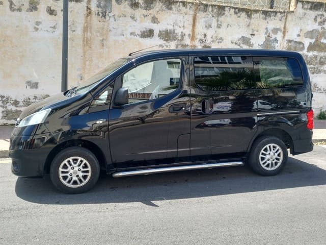 Nissan NV200 2012