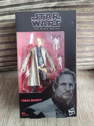 "Star Wars Black Series 6"" Beckett"