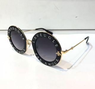 Sunglasses Gucci par amour summer glasses