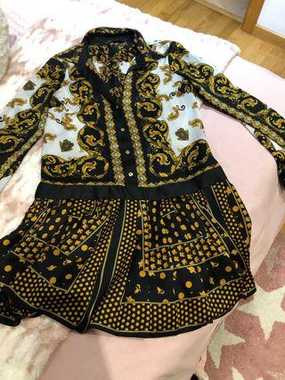 Vestido de Zara seminuevo de Temporada