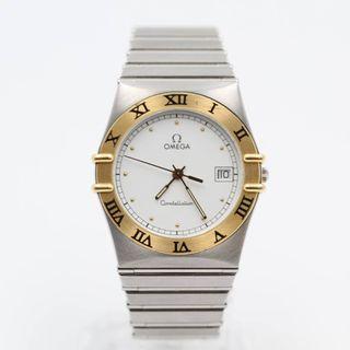 c323c4d833bd Reloj de oro Omega de segunda mano en Barcelona en WALLAPOP