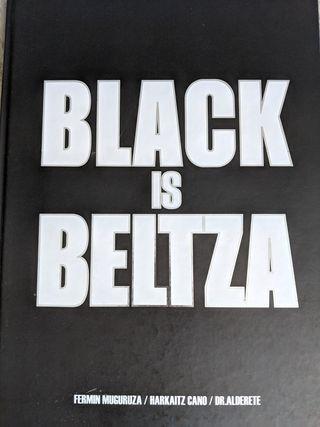 Libro Black is beltza