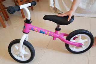 Bicicleta de equilibrio infantil NANCY