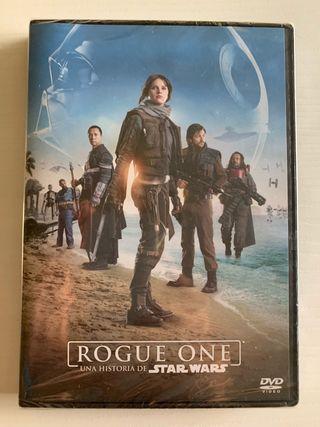 Película DvD Rogue One - Star Wars nueva