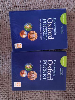 diccionarios inglés
