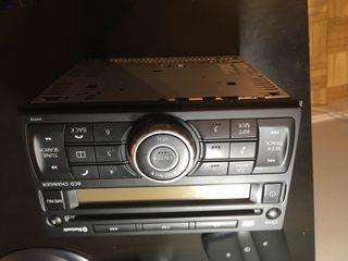 Radio CD j10 qashqai