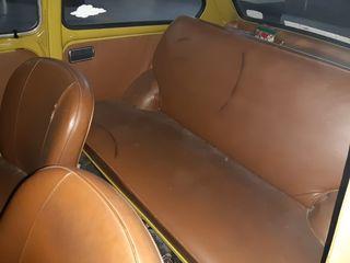 SEAT 850 se aceptan cambios