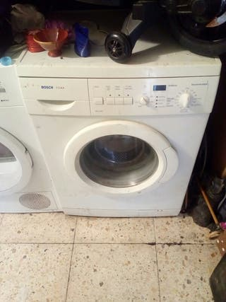 lavadora bosch maxx 8kilos