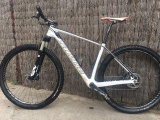 Bicicleta Specialized expert carbon 29' talla L