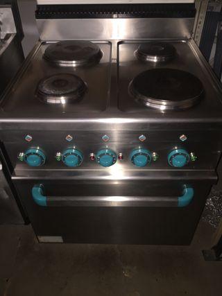 Cocina eléctrica MBM