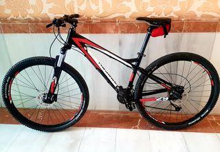 "bicicleta 29"" muy nueva btt"