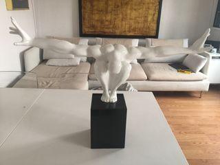 Espectacular escultura