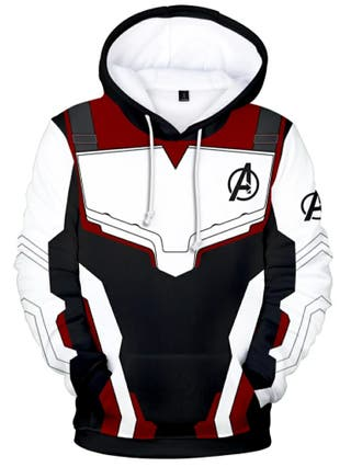 sudaderas Avengers end game