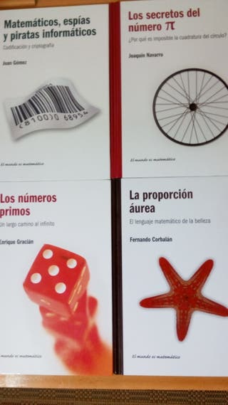 Colección: El Mundo es Matemático