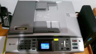 impresora BROTHER. MFC- 465 CN