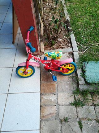 bicicleta para 3 años