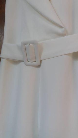 Mono de vestir Blanco