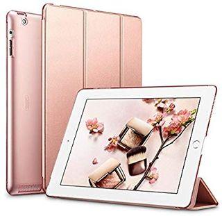 Precintado Nuevo Funda iPad 4 ESR color oro rosa