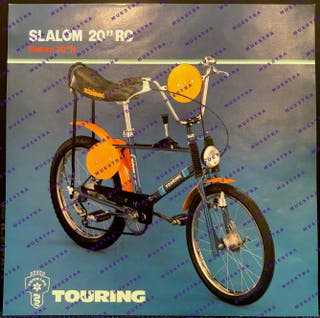 "TOURING (BIANCHI) SLALOM 20"" RC"