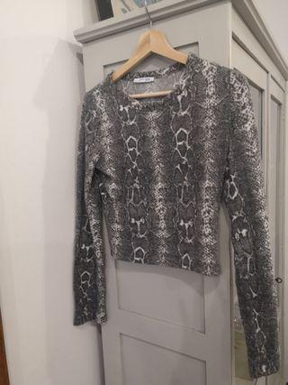 91f1e5d64 Camisetas Zara Trf de segunda mano en WALLAPOP