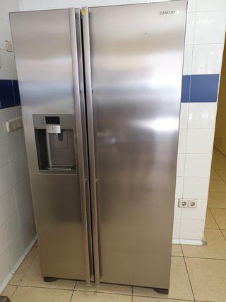 frigorifico americano marca Samsung