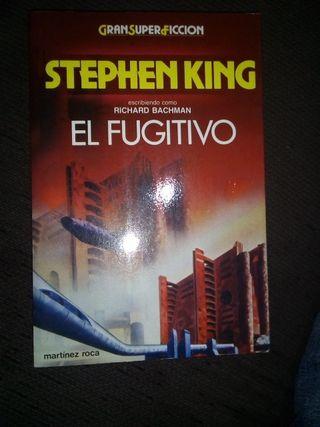 El fugitivo - Stephen King
