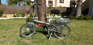 bicicleta eléctrica talent