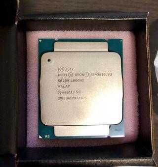 Procesador Intel® Xeon® E5-2630L v3