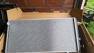 radiador nuevo sin estrenar